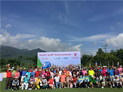 Luxury Golf Tours join AGTC ASIA GOLF TOURISM Danang- Vietnam 2017